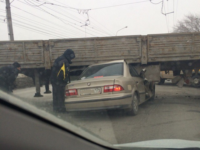 Секс в авто в миассе