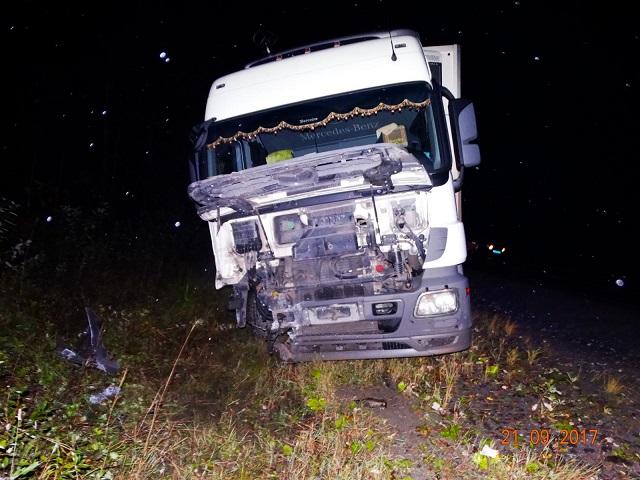Влобовом ДТП сфурой натрассе М-5 погибла пассажирка «десятки»