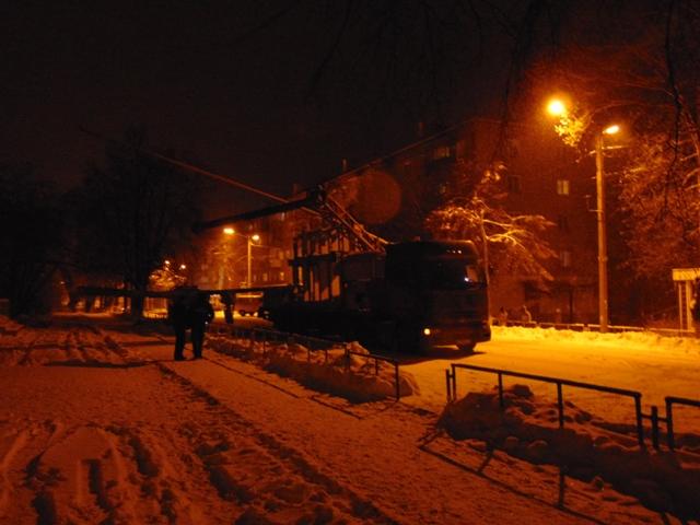 Граждане части города вЧелябинской области ночью остались без света