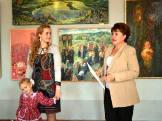 Фролова вера член союза художников россии