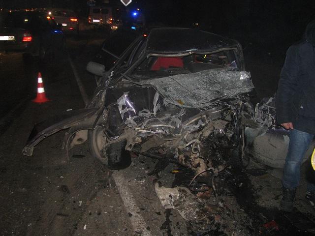 Один человек умер итрое ранены вДТП смаршруткой вМиассе