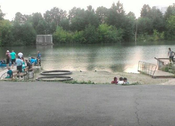 ВЧелябинской области впруду потонул шестилетний ребенок