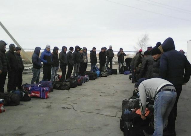 После теракта вПетербурге силовики проверяют мигрантов вЧелябинской области