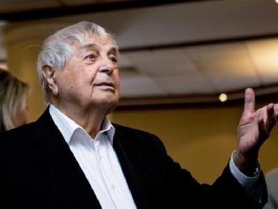 Сегодня скончался  основатель Театра на Таганке Юрий Любимов