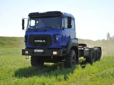 Завтра в 11 городах России покупателям презентуют новое детище миасского автозавода Урал