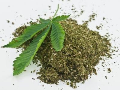 В Троицком районе задержан парень с 1,5 кг марихуаны