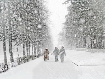 Мороз без солнца: южноуральцам сулят выходные с холодами и метелями