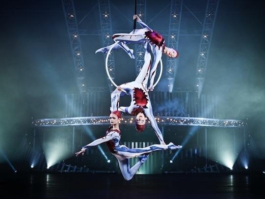 Cirque du Soleil снова приедет в Челябинск