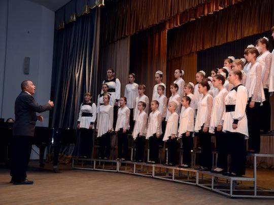 Уральские соловушки выступят на зимней олимпиаде в Сочи