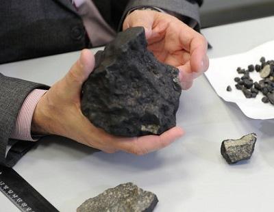 Ученые изучали метеорит: если бы он упал на Челябинск, города бы не стало