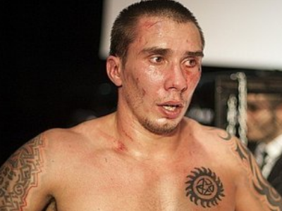 Кыштымец Сергей Калинин стал чемпионом мира по панкратиону