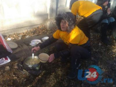 Новое поколение кормит в Троицке тех, кто оказался на обочине жизни