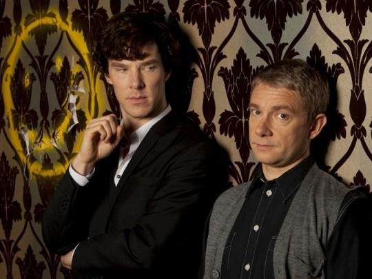 Объявлена дата премьеры третьего сезона Шерлока