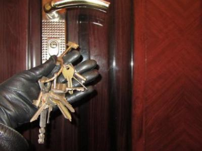 Вчера в Златоусте домушники вскрыли и обчистили три квартиры в районе машзавода