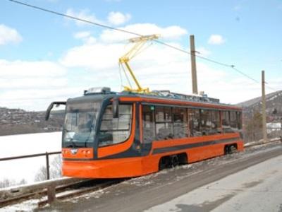 Новый трамвай выпустят в