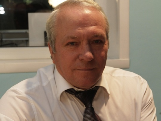 Николай Кривошеев сложил полномочия на неопределенный срок