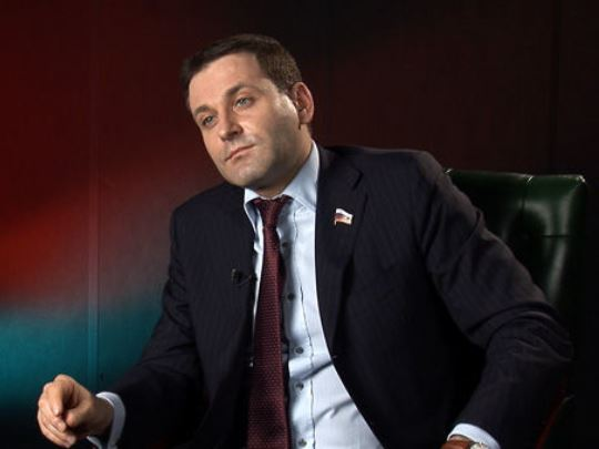 Цыбко рассказал о решении проблемы озера Киреты