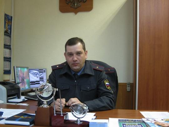 Новый начальник Госавтоинспекции Челябинска