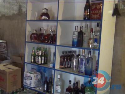 Предприимчивая троичанка незаконно сбывала казахстанский алкоголь