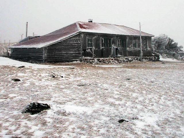 Июльский снег на Таганае: непогода вернула зиму на южноуральское высокогорье