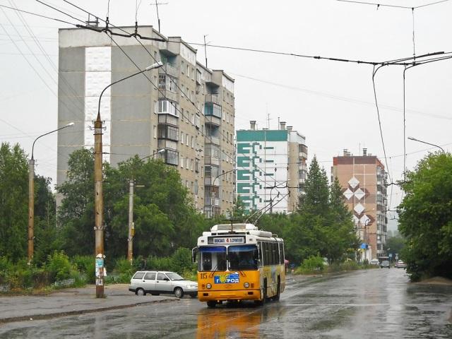 На миасских улицах станет больше троллейбусов