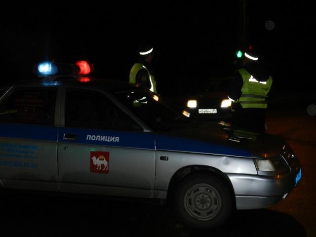 Троицкие полицейские «ночью» задержали четырех людей, находящихся в розыске