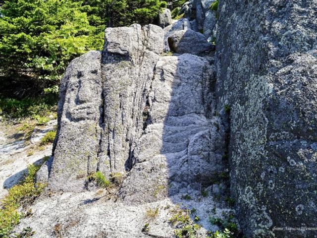 Скального идола в нацпарке под Златоустом изучат археологи
