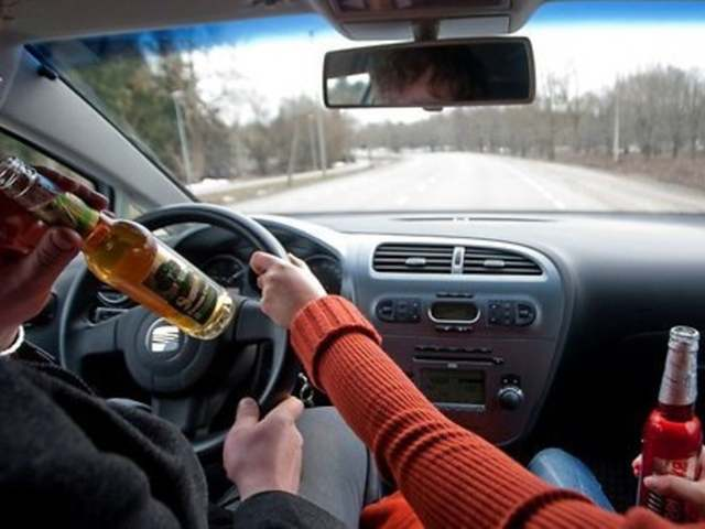 Пьяных водителей меньше не становится