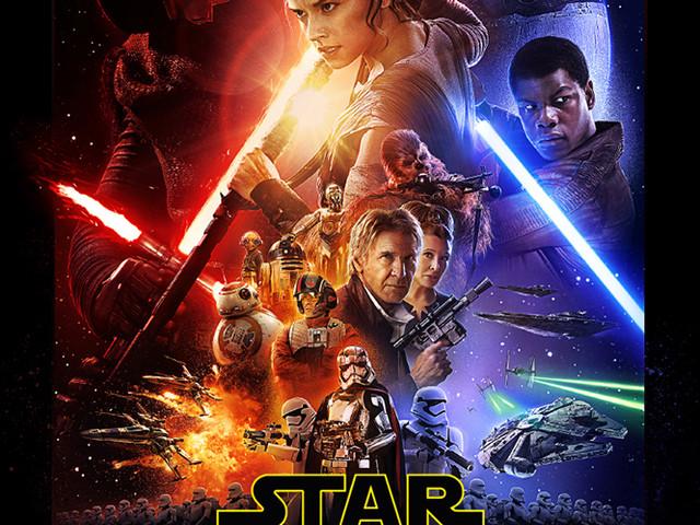 Звездные войны Пробуждение силы за четыре недели до премьеры собрали $50 миллионов
