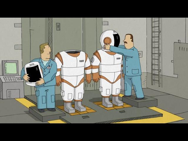 В шорт-лист Оскара попал российский мультфильм Константина Бронзита