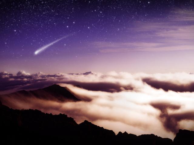 Южноуральцы в декабре смогут увидеть Марс звездопад и комету Каталина