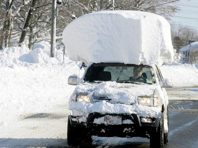 Авто для чистки снега