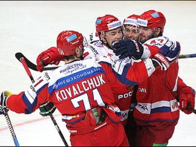 Россия обыграла Швецию в первом матче Кубка Первого канала