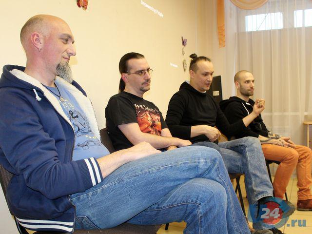 Столичные кудесники звука поделились опытом с рокерами Миасса