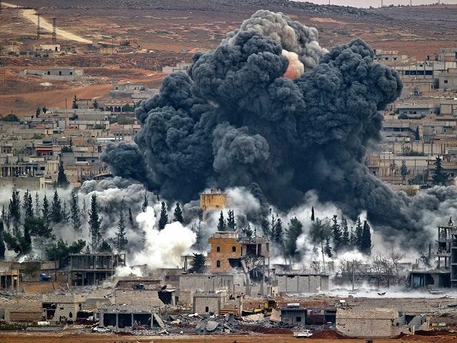 Военная операция в Сирии обошлась казне в 33 млрд рублей