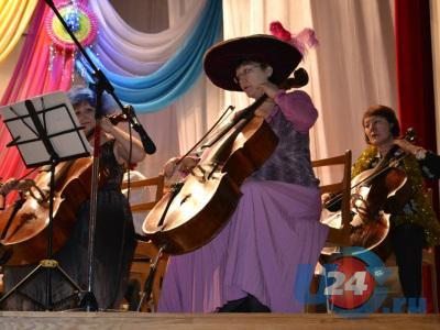 Оркестр оперного театра выступил в Аше