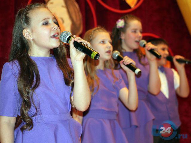 В Миассе «классно» отчитались юные вокалисты