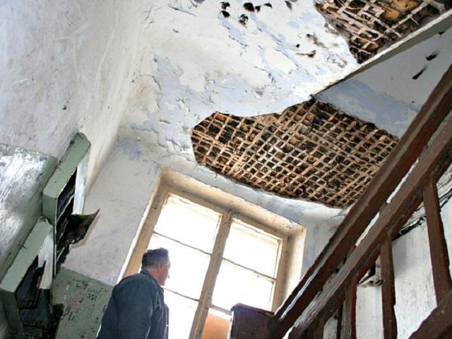 Капремонт вредит домам в Челябинской области