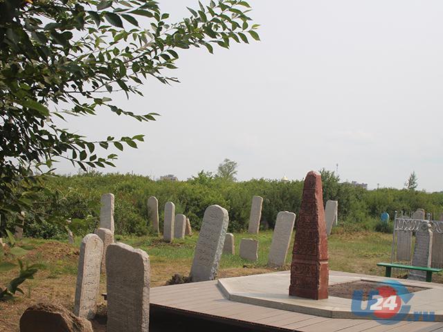 В Троицке облагородили могилу Зайнуллы Расулева