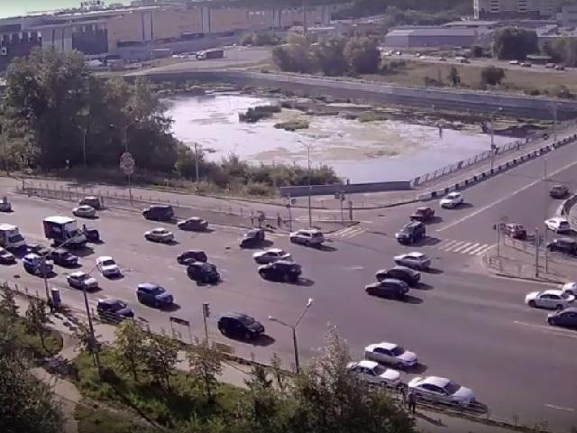 Годовалый ребёнок серьёзно пострадал встолкновении иномарок вЧелябинске