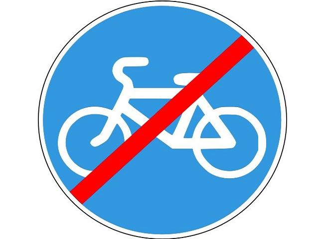 В Челябинске за проезд по Кировке оштрафовали 130 велосипедистов