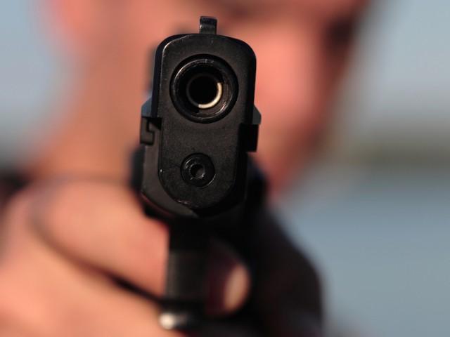 Ссора вчелябинском дворе завершилась стрельбой изтравматики