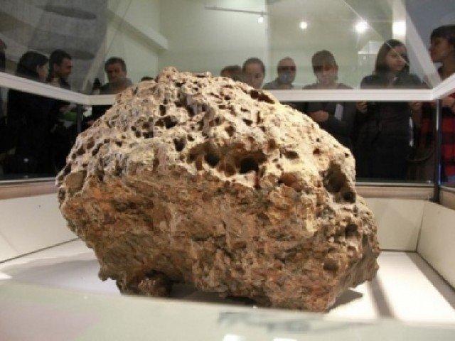 Челябинский метеорит мог попасть на Землю рикошетом