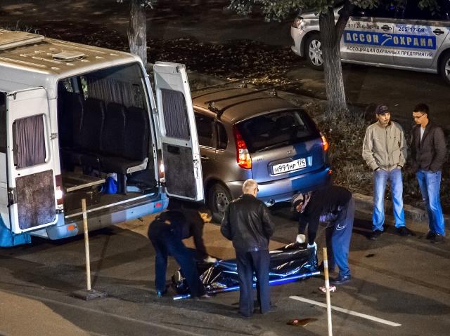 27-летний парень умер впроцессе салюта вЧелябинске