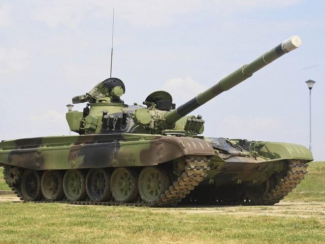 ВРФ навоенных учениях потонул танк