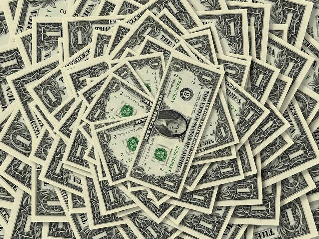 Биржевые курсы доллара иевро идут вниз