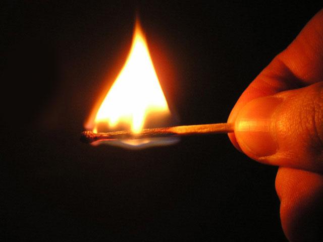 Молодой челябинец спалил дом приятельницы напочве конфликта