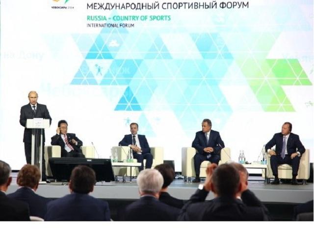 На консилиуме «Россия— спортивная держава» обсудят борьбу сдоговорными матчами