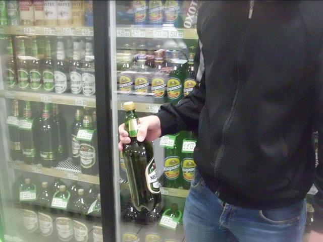Жителя Троицка накажут за повторную продажу алкоголя несовершеннолетнему