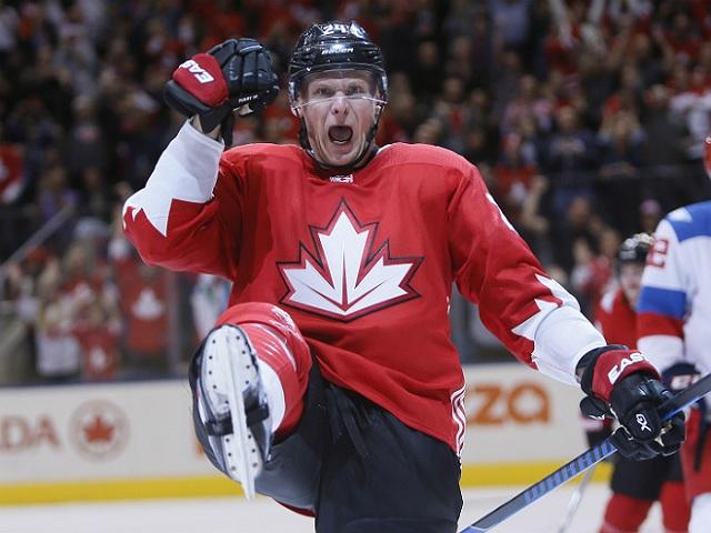 Вфинале Кубка мира похоккею сыграют Канада исборная Европы